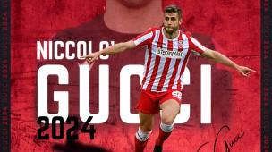 Niccolò Gucci resta alla Vis Pesaro e firma il prolungamento di contratto fino al 30 giugno 2024