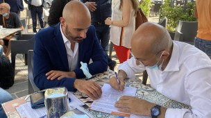 """Marchetti (Lega): """"Duemila marchigiani hanno già firmato per il nostro referendum sulla giustizia"""""""