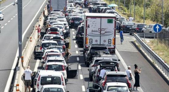 """Acquaroli annuncia: """"Da venerdì 9 luglio verranno sospesi i lavori sulla A14"""""""