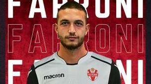 Primo nuovo innesto nella rosa della Vis Pesaro 2021/2022: è il portiere classe '97 Alessandro Farroni