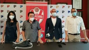 """Ricci: """"Un allenatore giovane e dinamico, benvenuto a Pesaro mister Banchini e forza Vis!"""""""