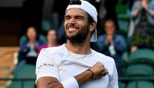 Berrettini nella storia del tennis: sarà il primo italiano a giocarsi la finale di Wimbledon