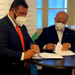 Regione e Camera di Commercio delle Marche raggiungono «un accordo storico» per l'internazionalizzazione