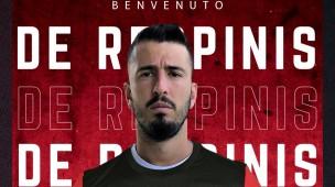 Un nuovo attaccante in casa Vis Pesaro, contratto biennale per Alessandro De Respinis