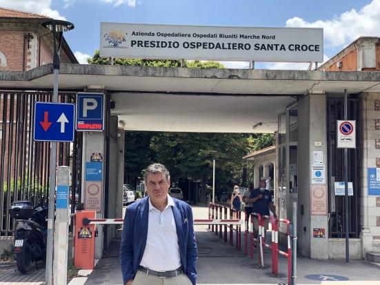 «Uccidendo il Santa Croce, negano la salute ai cittadini», ha detto Massimo Seri