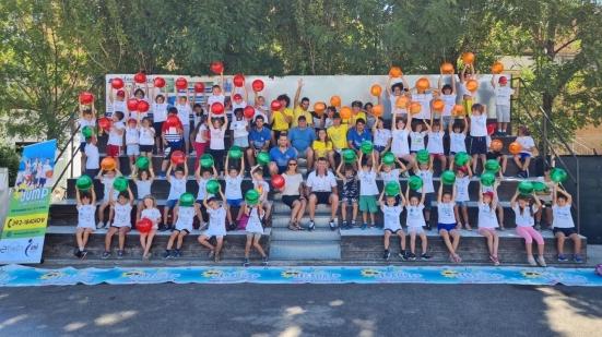 """""""Jump Day"""" un altro grande successo: coinvolti 22 centri estivi sportivi con più di 1500 bambini"""
