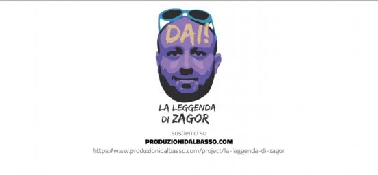 È partita la raccolta fondi per la realizzazione del documentario La Leggenda di Zagor, dedicato a Mirko Bertuccioli