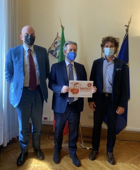 BrodettoFest è arrivato fino a Roma ed è sempre più eccellenza del Made in Italy