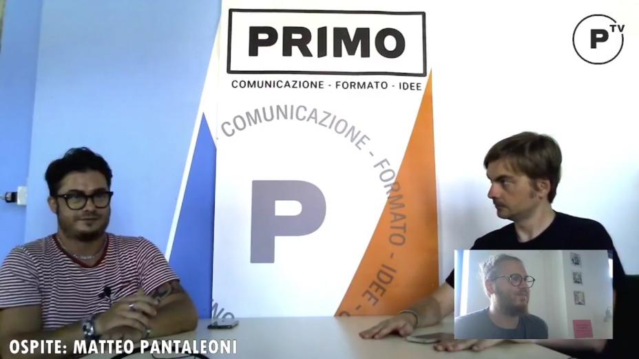 La dance anni '70 arriva al Parco Miralfiore: la video-intervista a Matteo Pantaleoni