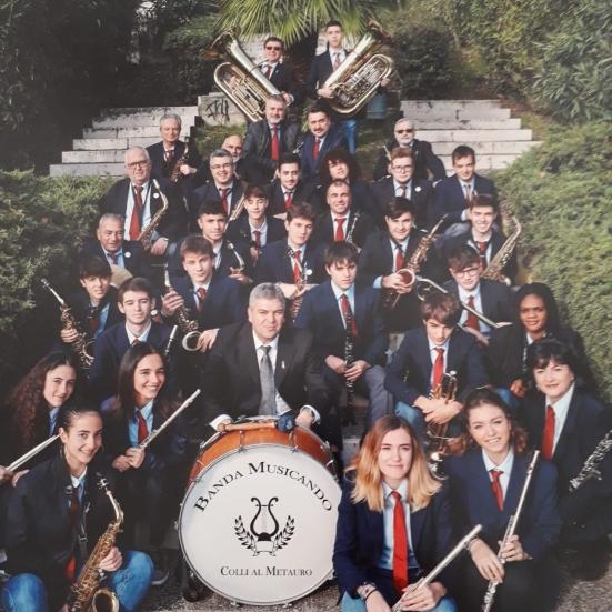 A Colli al Metauro, la Banda Musicando è molto di più di una banda di paese