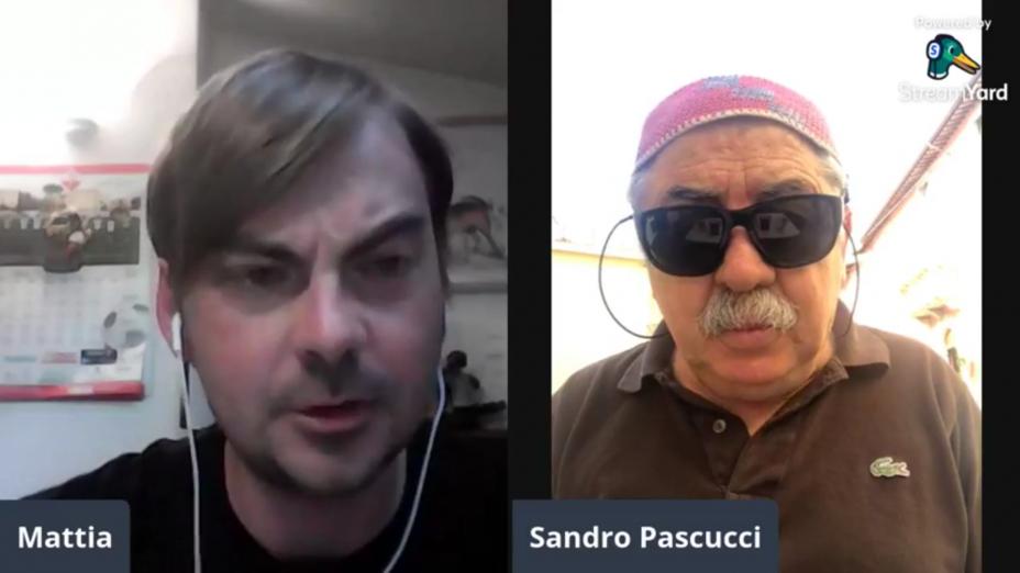 #SiPuòFare: Sandro Pascucci