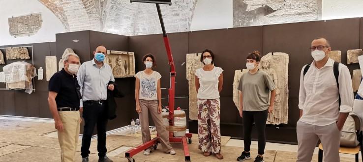 A inizio 2022 riaprirà il Museo Oliveriano di Pesaro
