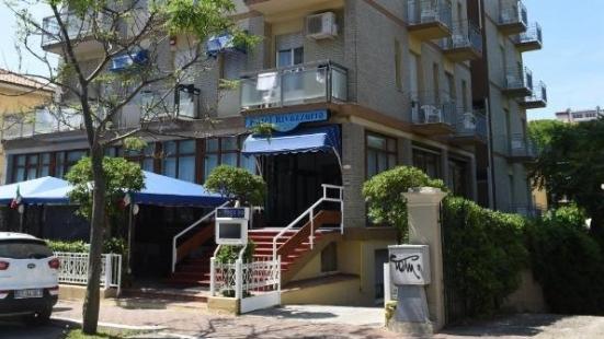 Partnership CNA - Eliob, dopo lo Sporting al via la ristrutturazione dell'Hotel Rivazzurra in Viale Trieste