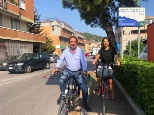 Venticinque cartelli segneranno il percorso da Pesaro a Gabicce Mare lungo la Panoramica