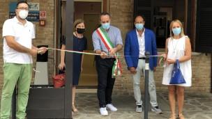 """Inaugurato il Punto Unico di Accesso socio sanitario a Mondavio, """"un nuovo servizio per i bisogni della persona"""""""