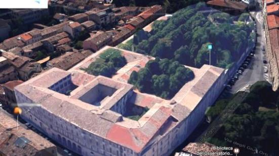 """Ex Ospedale San Benedetto, Baiocchi (FdI): """"Si stanno muovendo i primi passi per la riqualificazione"""""""