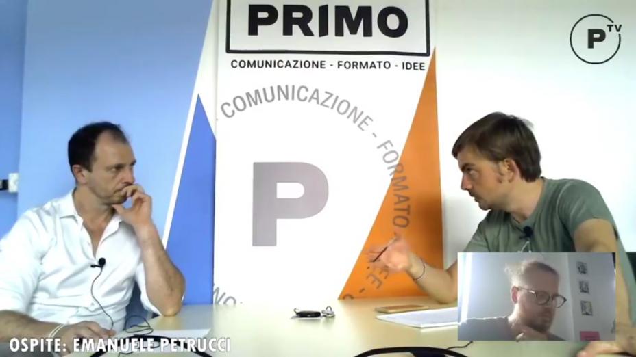 Mombaroccio, impronta culturale: la video-intervista a Emanuele Petrucci