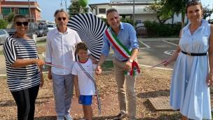 Gabicce Mare sempre più a misura di bambini: riqualificata piazza Giardini Unità d'Italia