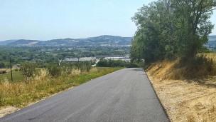 """Ricci: """"Terminati i lavori di riasfaltatura su via Monte Titano, degli Sminatori e strada San Germano"""""""