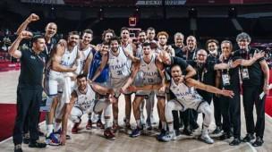 Dopo 17 anni la nazionale italiana maschile di basket è ai quarti di finale delle Olimpiadi