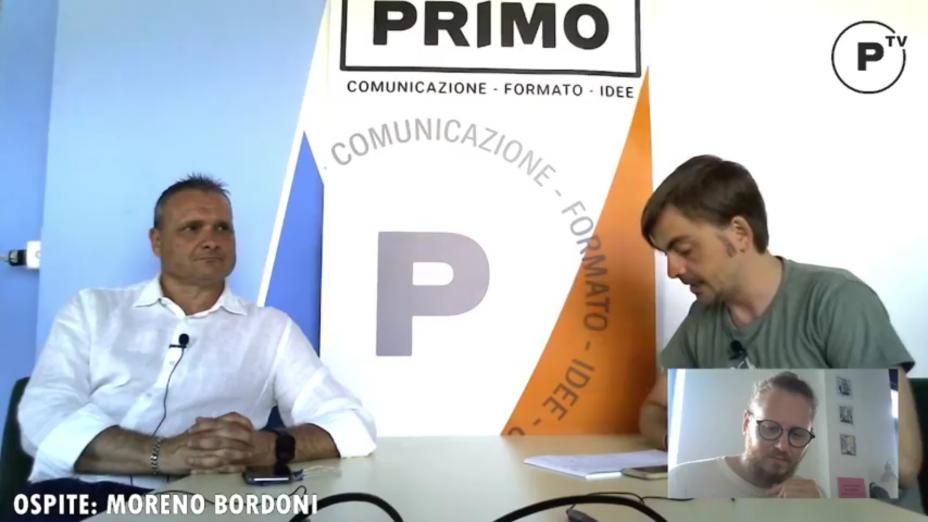 Guardare al futuro con la pandemia alle spalle: la video-intervista a Moreno Bordoni