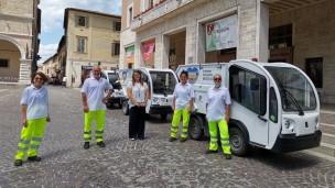 Comune di Pesaro e Marche Multiservizi intensificano la pulizia di strade e arredo urbano nelle zone più turistiche
