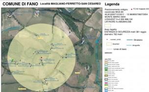 Fano, ritrovato ordigno bellico della 2° guerra mondiale: scattate le operazioni di evacuazione dei cittadini