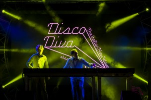 Com'è andato Disco Diva, tra musica e moda