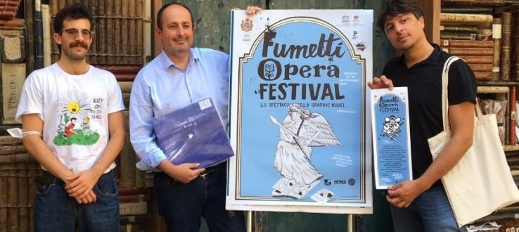 Tutto quello che devi sapere sul Fumetti Opera Festival di Pesaro, diretto da Alessandro Baronciani