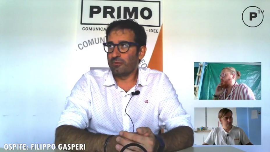 In corsa verso il secondo mandato: la video-intervista a Filippo Gasperi