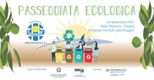 Tutti invitati domenica alla passeggiata ecologica promossa dall'associazione Bracciaperte ODV di Pesaro