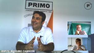 Riconferma alla guida: la video-intervista a Massimo Ciabocchi