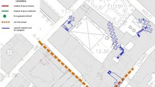 Nell'area di Piazza XX Settembre a Fano sono state scoperte strutture inedite di epoca romana