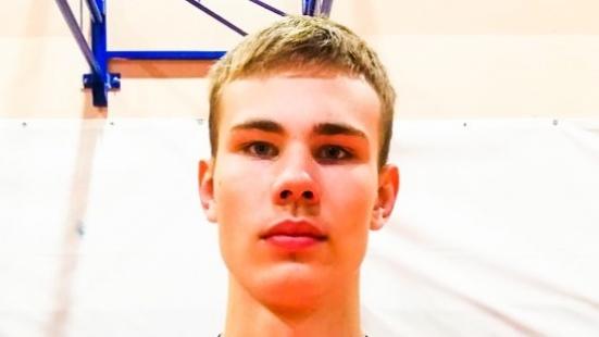 Nuovo arrivo nel settore giovanile della VL Pesaro Basket: è l'estone classe 2005 Cristofer Lempu