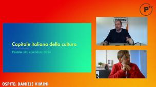 Tanti progetti per la cultura: la video-intervista a Daniele Vimini