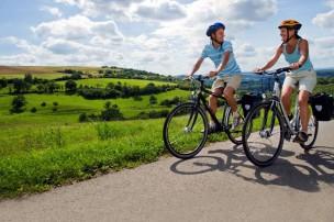 In attesa del Motomondiale, Tavullia si scalda con la cicloturistica in mountain bike