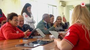 """Croce Rossa Pesaro, presentato il progetto """"Anziani e Covid"""" per combattre l'isolamento degli ospiti delle RSA"""
