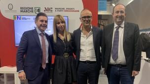 """La corsa di Pesaro a """"Capitale italiana della cultura"""" ha fatto tappa al Salone Internazionale del Libro di Torino"""