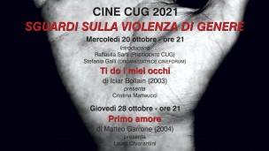 """""""Sguardi sulla violenza di genere"""", al via Cine Cug 2021 con """"Ti do i miei occhi"""" al Cinema Nuova Luce di Urbino"""
