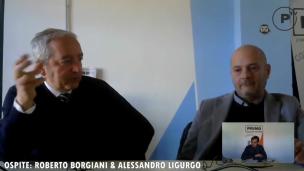 Verso la ripartenza: la video-intervista a Roberto Borgiani e Alessandro Ligurgo